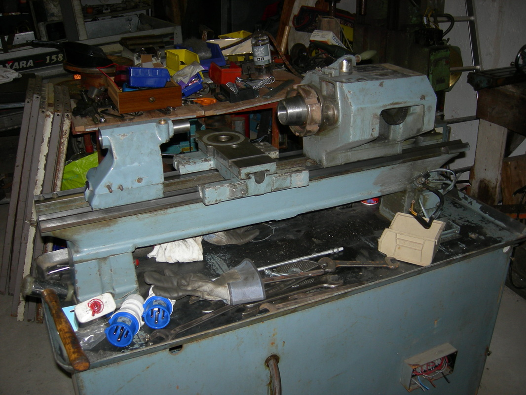 BOXFORD LATHE - MODEL ENGINEERING NORGE